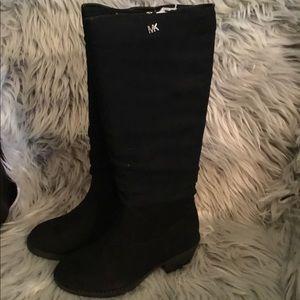 New Michael Kors Zippered Boots